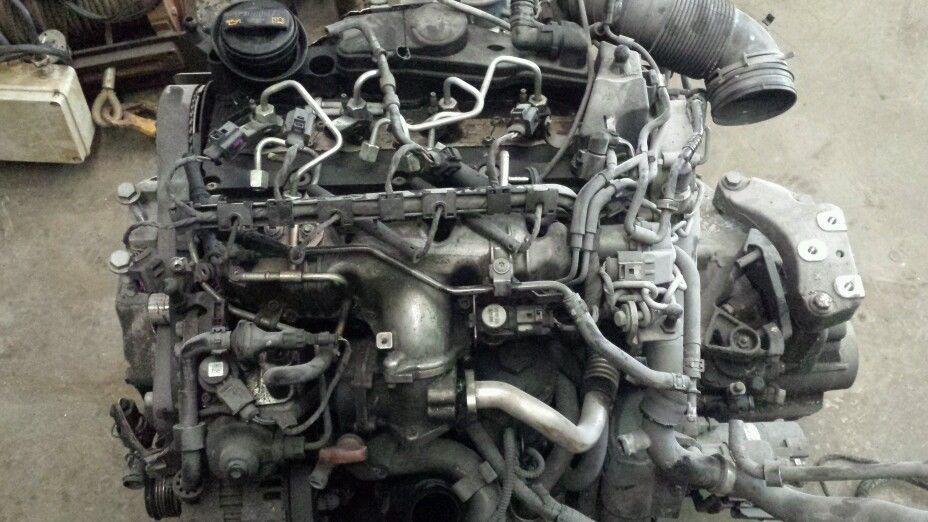 Motor 2.0 tdi CBDA Vw garantie 3 luni