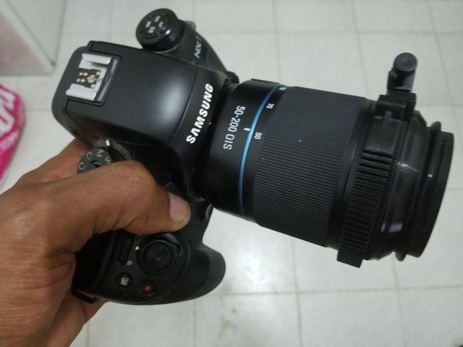 Vendo Camera profissional Samsung NX1 Smart