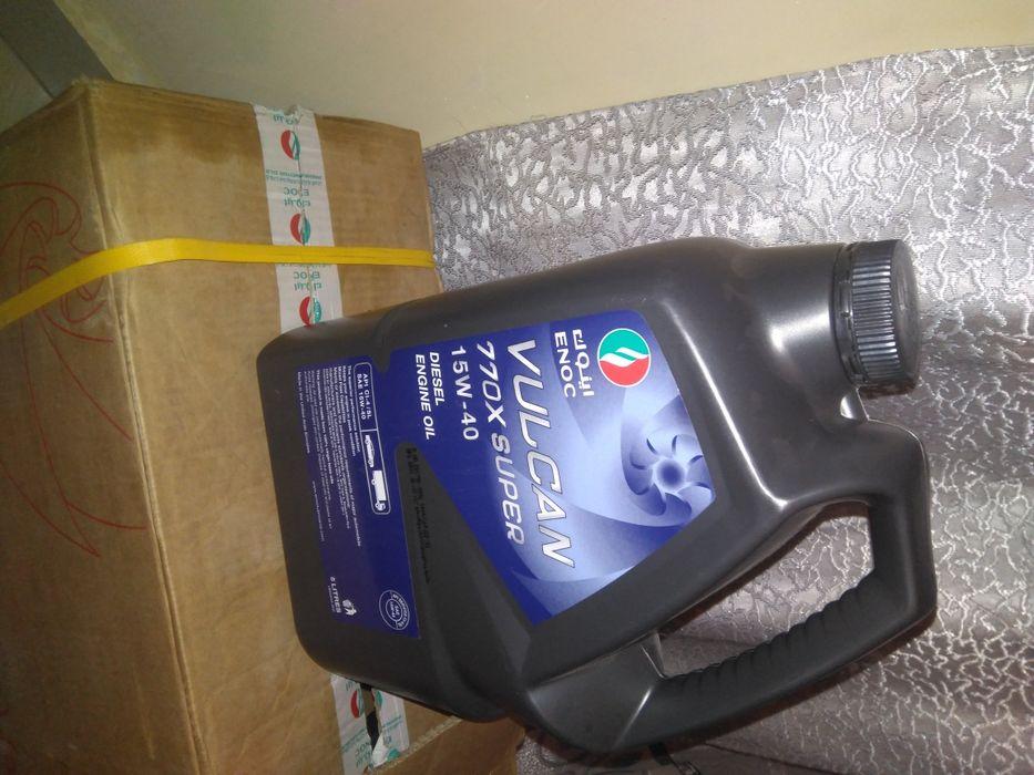 Vende-se caixa de óleo diesel vem 4 bidões na caixa Talatona - imagem 1