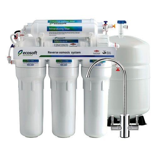 Фильтр для воды с минерализатором