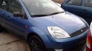 Dezmembrez Ford Fiesta 2004