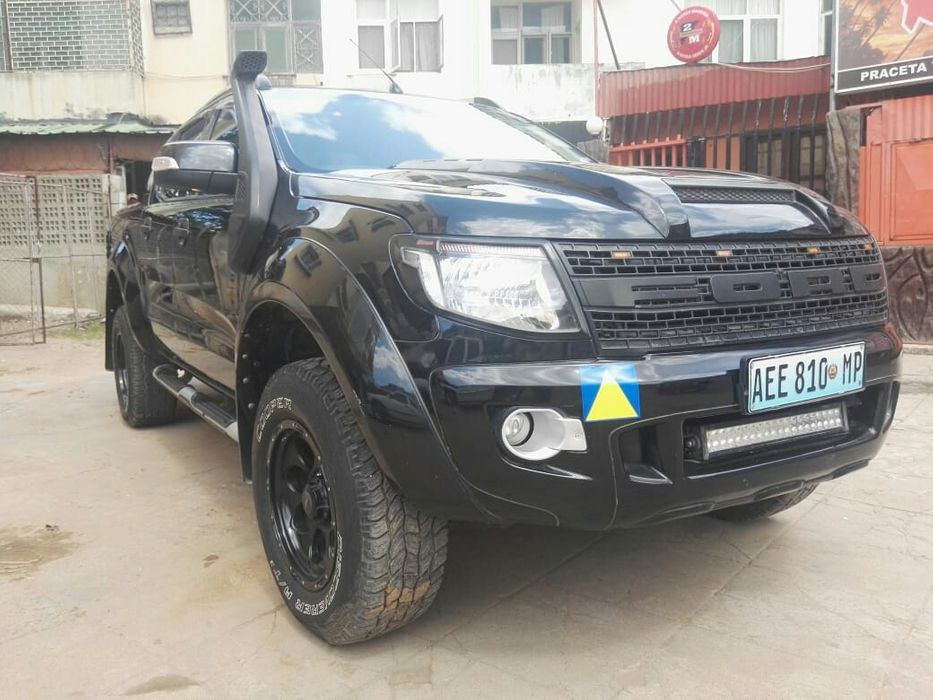Ford ranger wiltrack 2015
