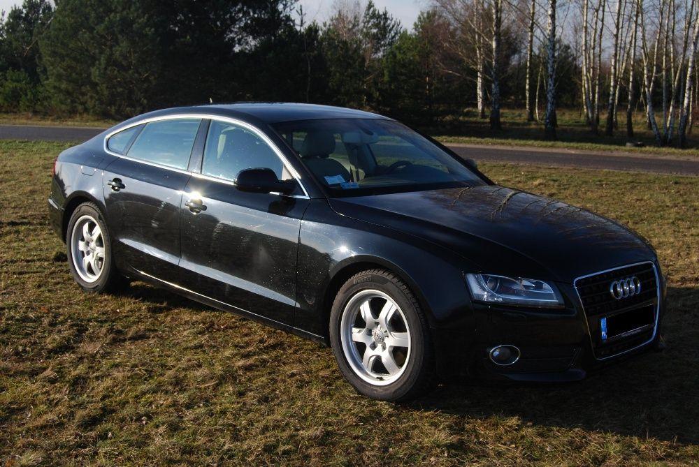 Dezmembrez Audi A5 Sportback 2010