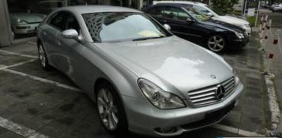 Mercedes CLS 320 CDI на части 2007