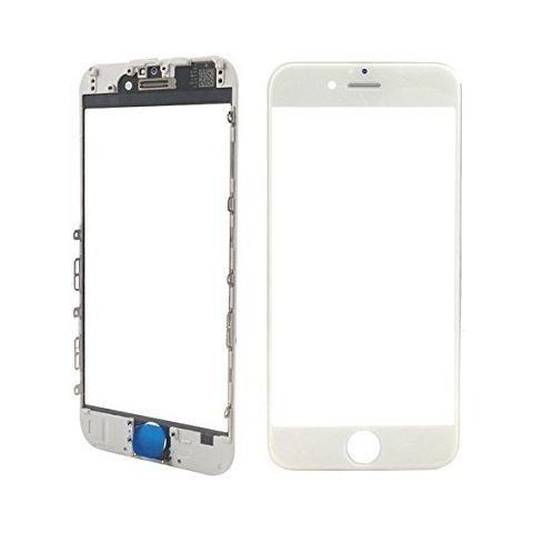 Inlocuire schimbare geam sticla ecran display iPhone 6 Negru,alb,gold
