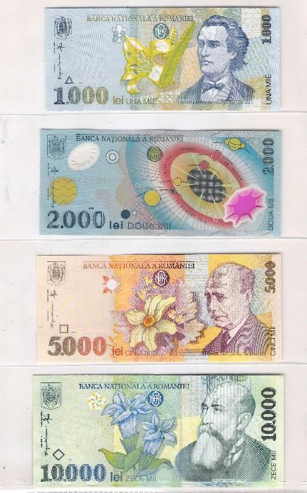 Bancnote UNC