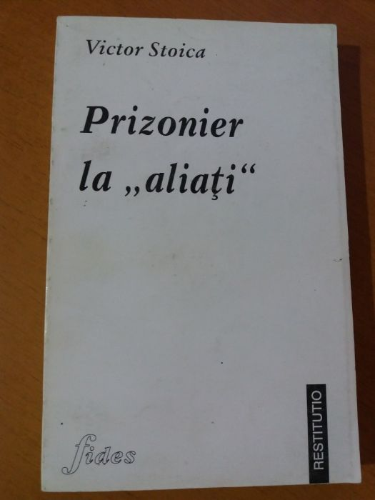 Victor Stoica - Prizonier la aliati