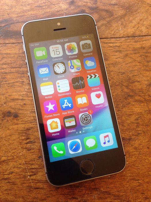 iPhone 5s 16gb limpo Malhangalene - imagem 1