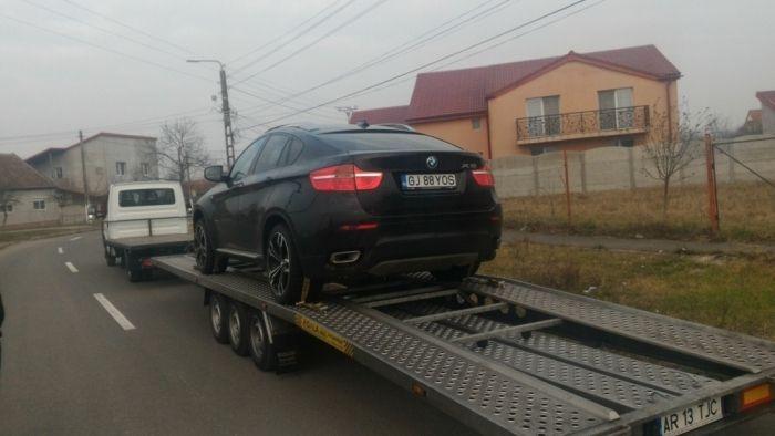 Tractari auto, bus-uri, SUV-uri defecte din Ungaria, Austria, Germania