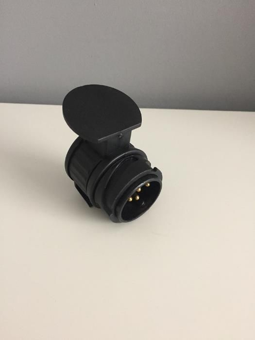 adaptor priza remorca rulota 13-7 pini plastic 02
