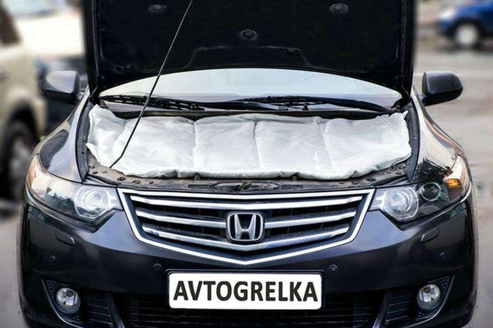 """Автоодеяло """"Avtogrelka"""" - утеплитель двигателя, Россия - толщина 5см"""