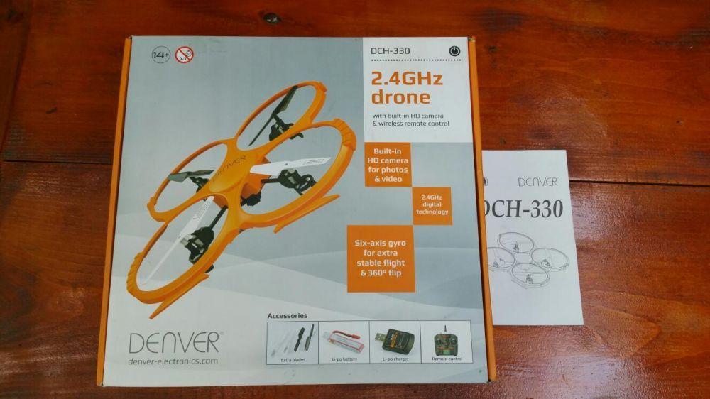 Drona dch 330 în cutie fara baterie