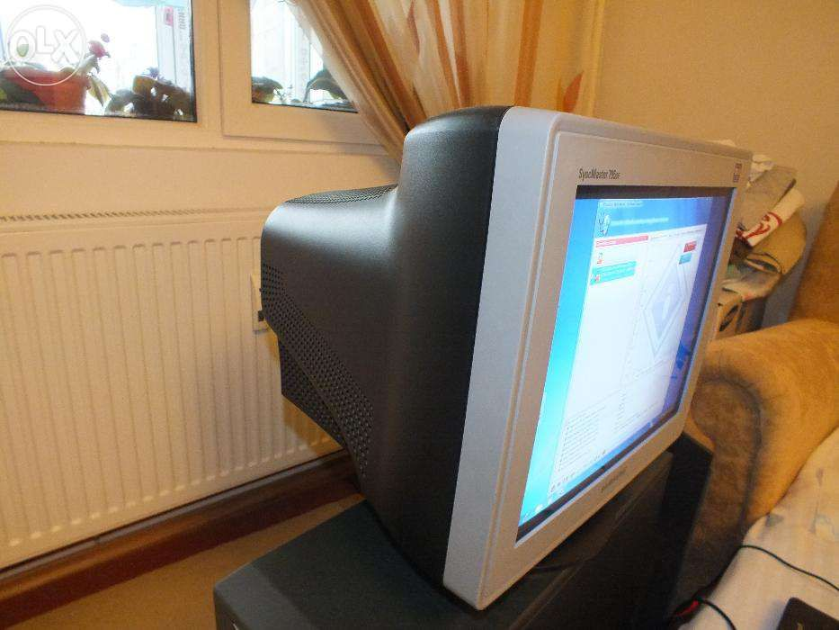 Monitor CRT Samsung syncmaster 795df, tco2003