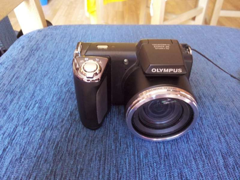 Цифров фотоапарат OLYMPUS SP-620 UZ BLACK