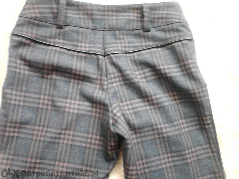 Кожен, класически панталон на Ephos и на Претенции