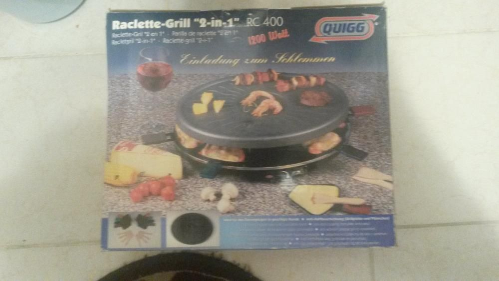 vand grill electric