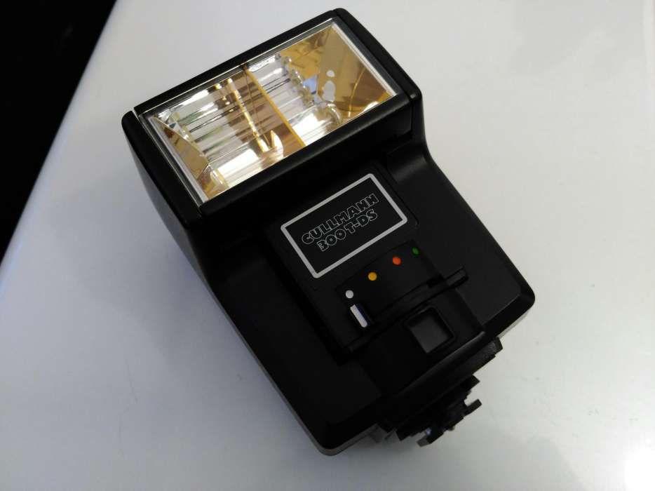Blitz CULLMANN 300T-DS cu patină standard