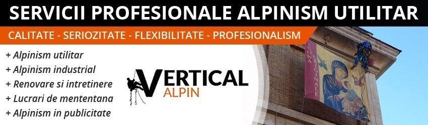 Alpinism utilitar VerticalAlpin