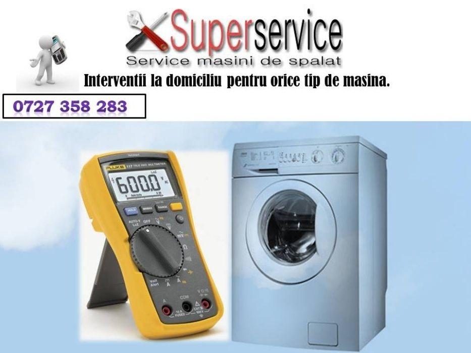 Reparatii masini de spălat Automate-
