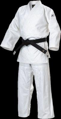 Кимоно для дзюдо (белый) с бесплатной доставкой