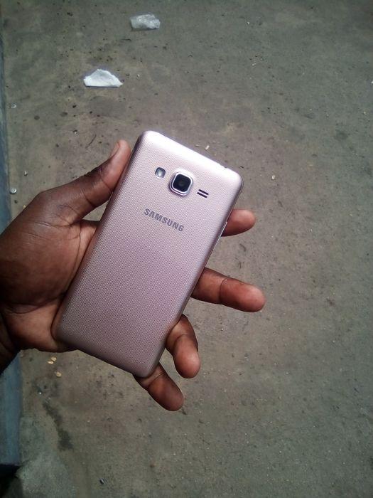 Samsung galaxy grand prime plus com rachinhas