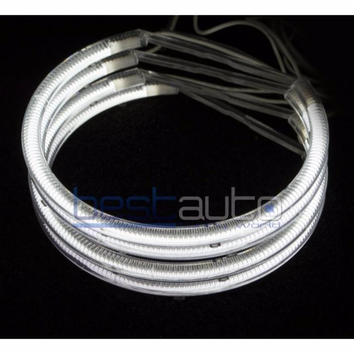 CCFL ангелски очи бели за BMW X5 E53 БМВ Х5 Е53-Безплатна Доставка!