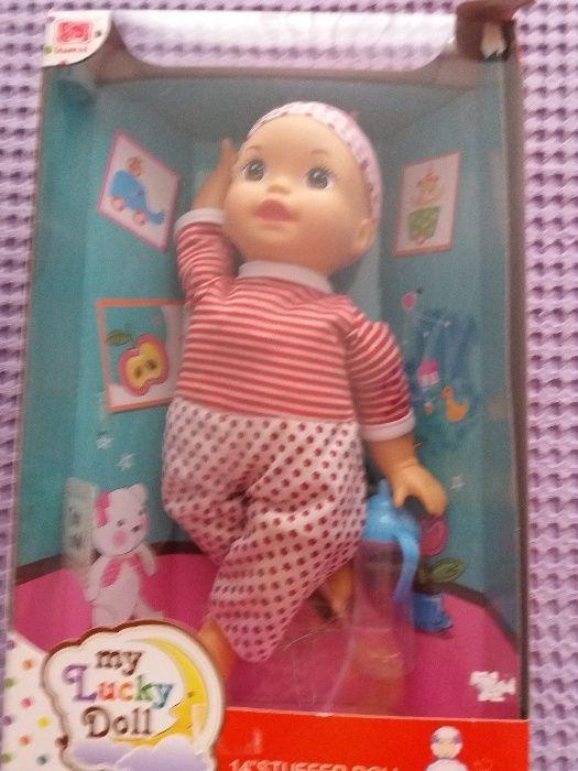 музикална кукла с аксесоари пееща известни детски песни - 45лв.