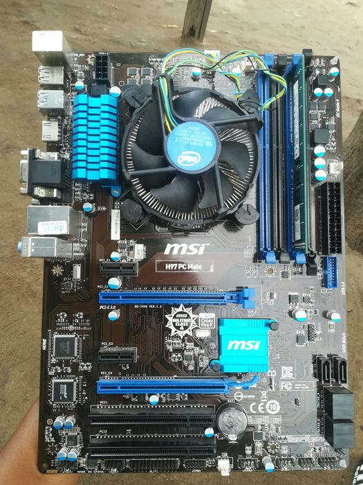 Board MSI H97-pc MATE 4th geração