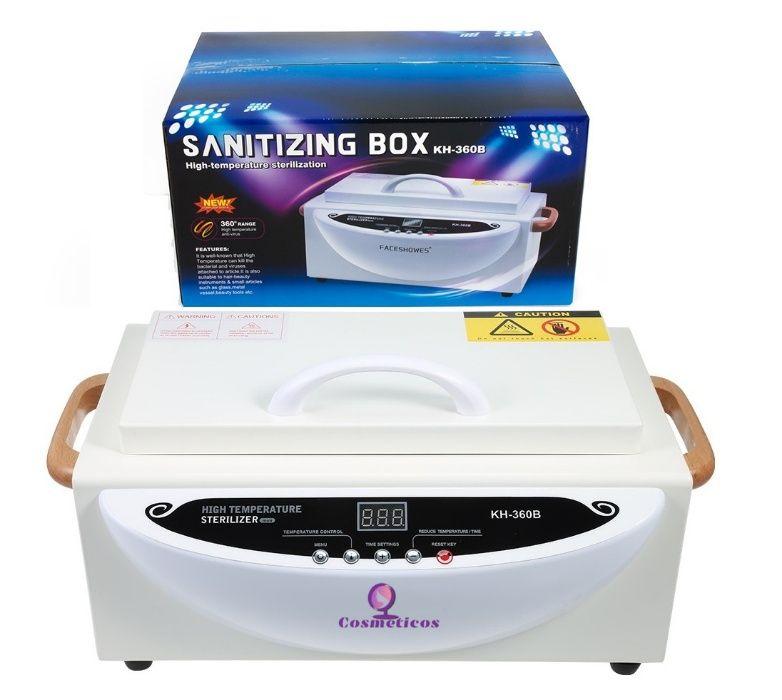 Pupinel electronic Profesional CE I Sterilizator cu aer cald 250 grade