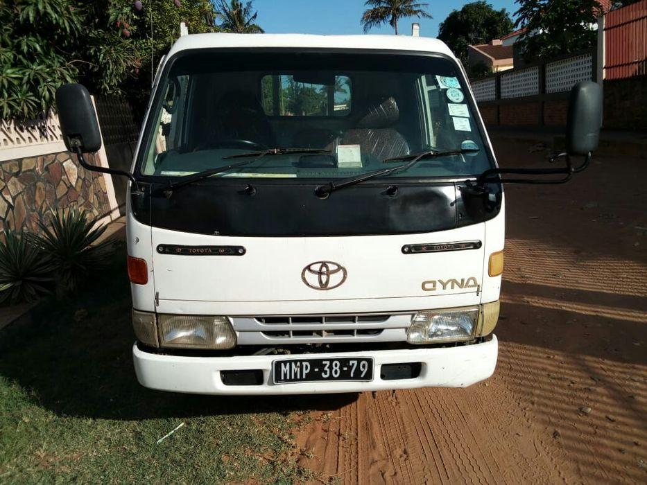 Toyota Dina, motor 3B