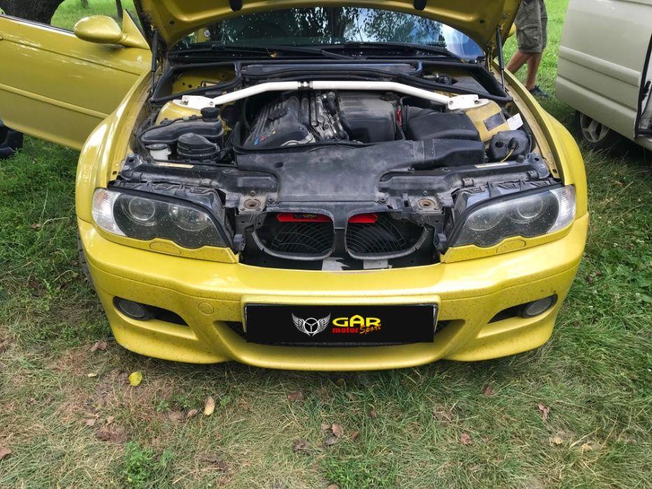 BMW e46 въздуховод, GARmotorsport, InТake + /K&N/ спортен филтър