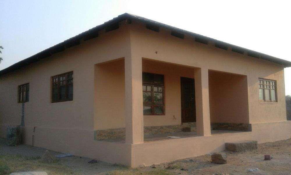vende se casa em Tete bairro Matema