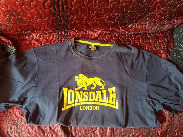 tricou Lonsdale
