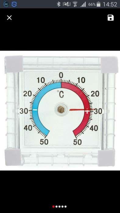 Termometru indoor outdoor