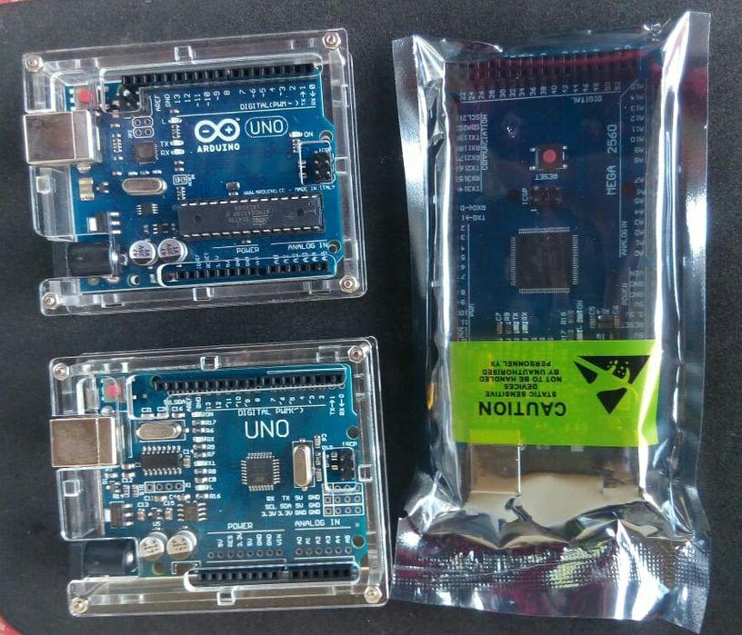 Arduino e cases