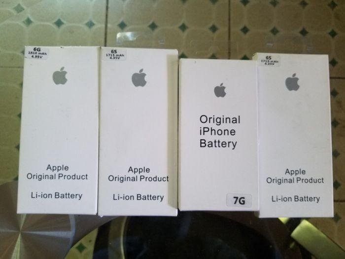 Baterias iPhone 7 disponíveis p vários iPhones [ Entrega e Montagem ]