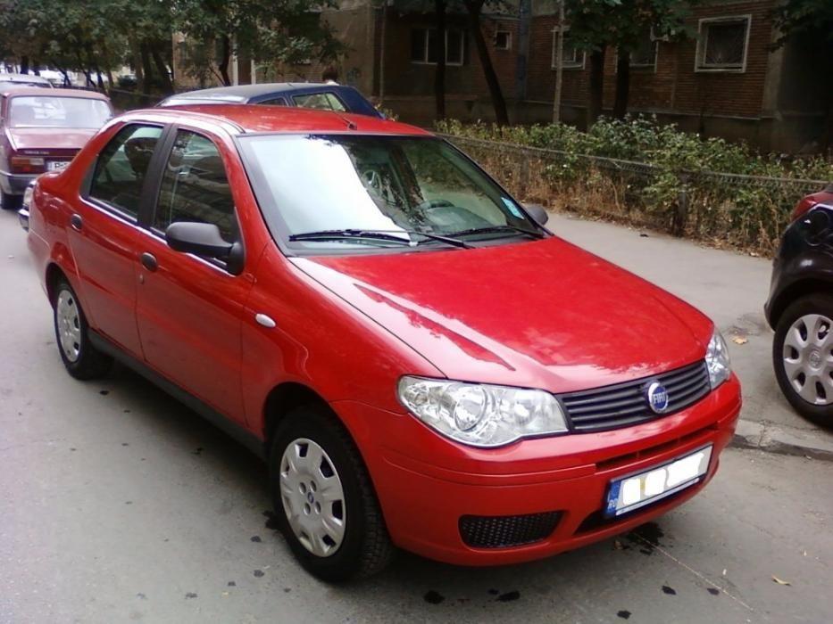 Dezmembrez Fiat albea 2005-2007