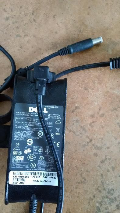 Incarcator pentru laptop Dell 19.5V 3.34A 65W PA-12 Family