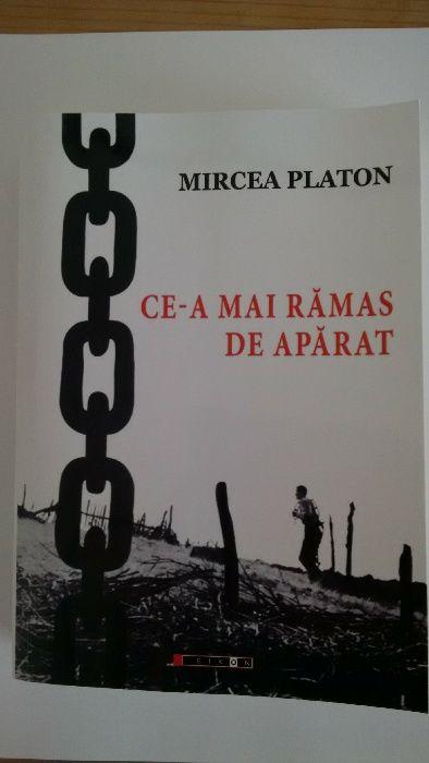 Lot de 3 Cărți de Referință - Autor: MIRCEA PLATON
