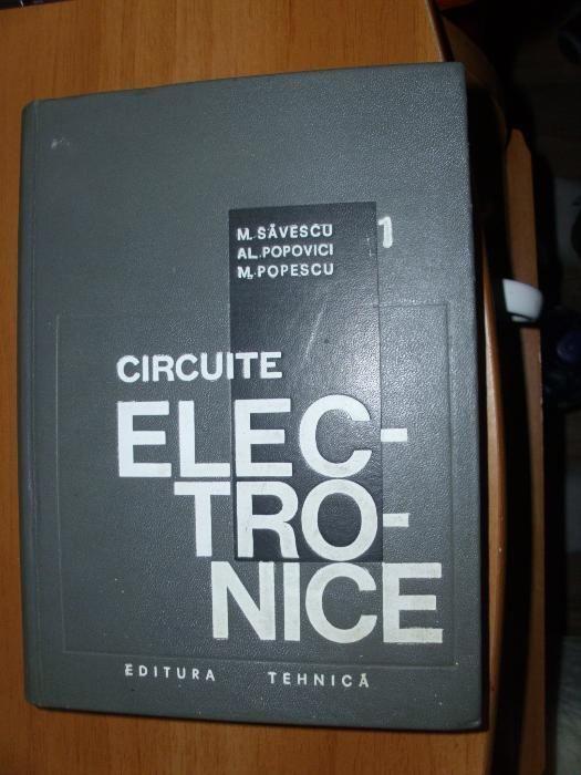 Cartea: CIRCUITE Electronice