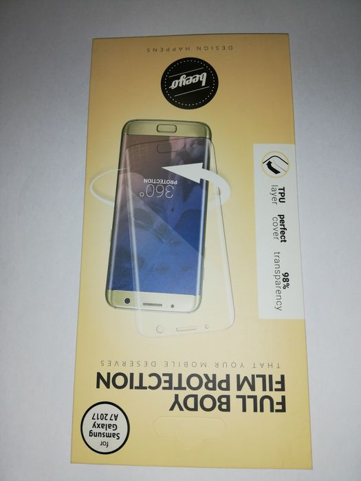 Folie de sticlă Samsung Galaxy A7 2017 A720 Originala