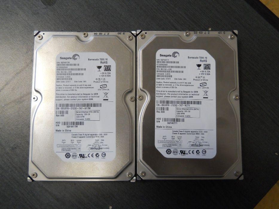 HDD desktop Seagate Barracuda ST3320620AS 7200.10 - 320GB