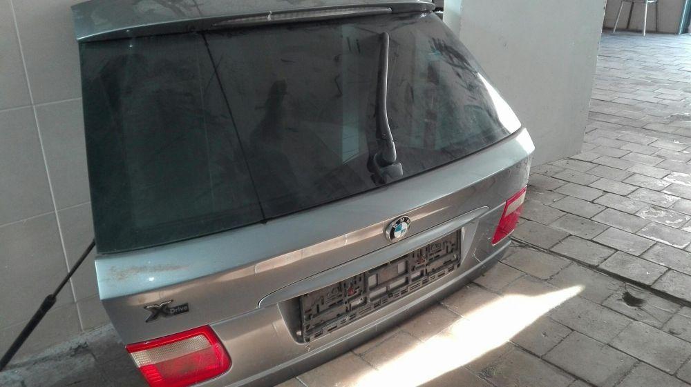 Задна 5-та врата за БМВ Е46 комби - оборудвана