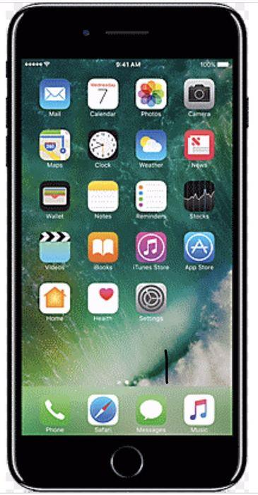 iPhone 7 Plus limpo está como novo