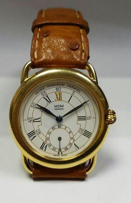 Ceas din aur MDM ( Hublot ) Geneve ( 990 euro )