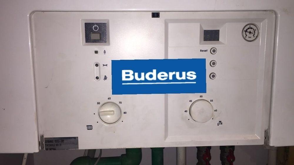 Reparatii centrale termice Buderus , Junkers , Bosch . Piese originale