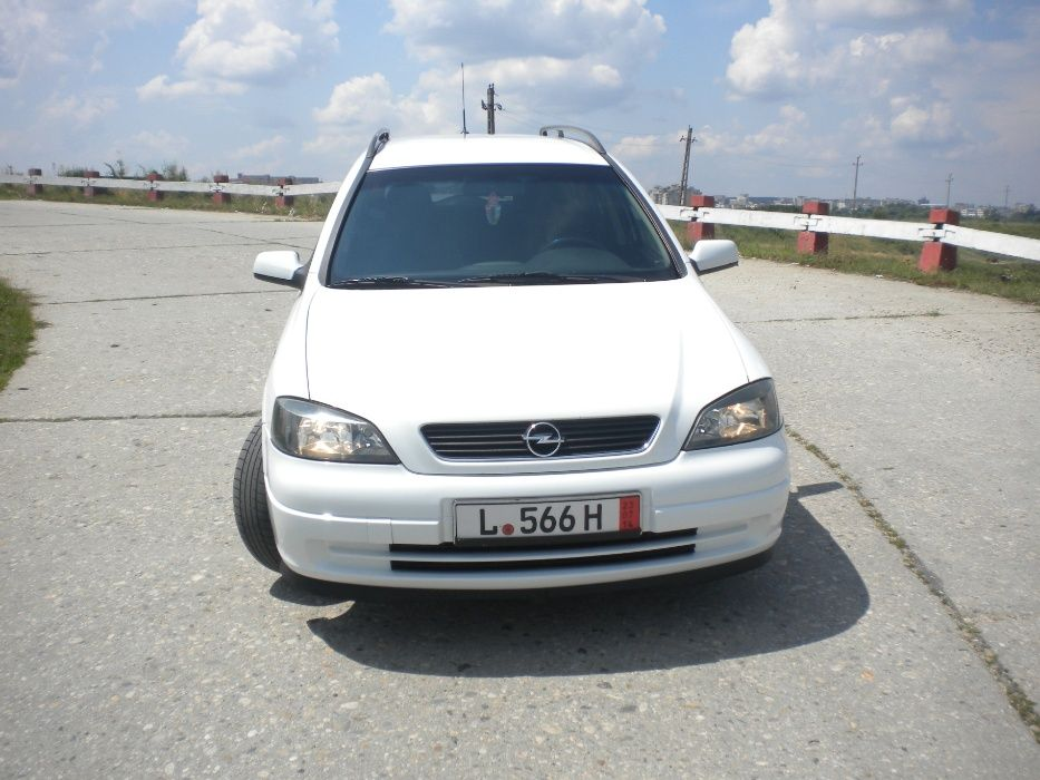 Geamuri laterale stanga dreapta fata spate Opel Astra G Break Coupe