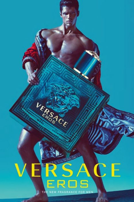 Parfum Versace Eros Man, 100ml, original 100%