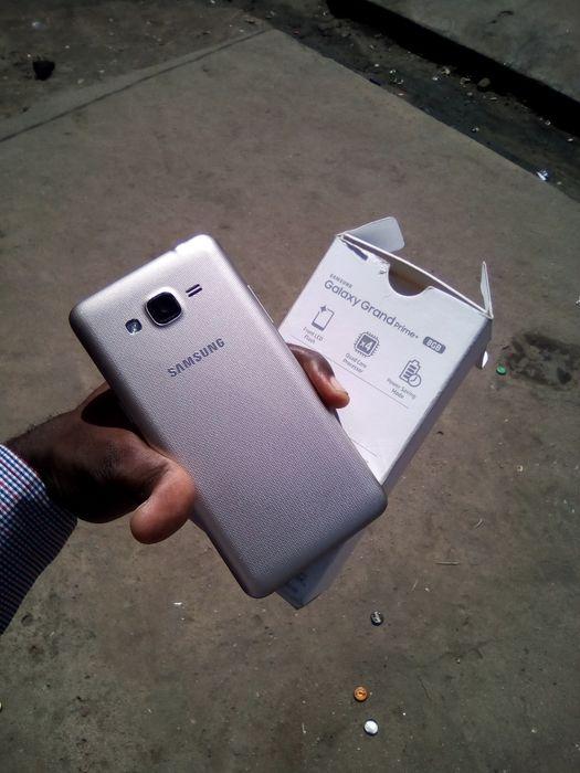 Samsung galaxy grand prime plus com caixa cem acessorios