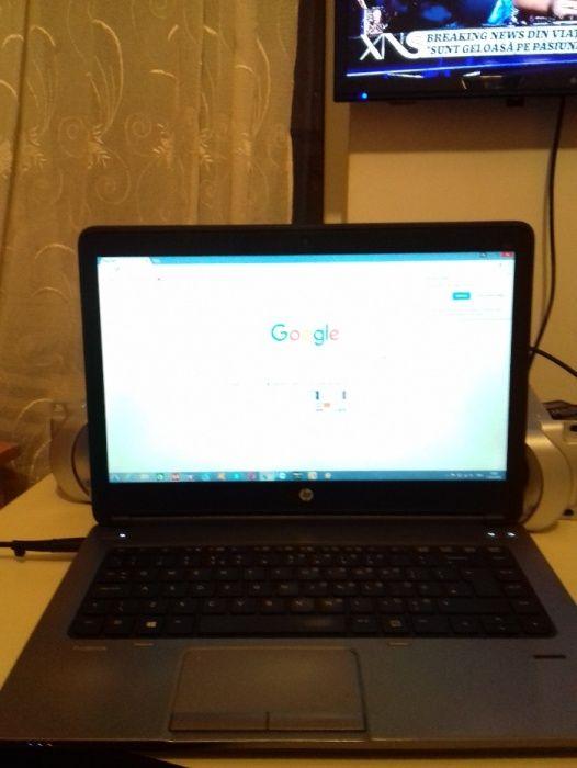 Laptop hp 640 g1 procesor i5 12 gb ram 1000 gb hdd Impecabil
